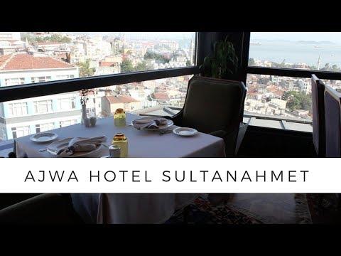 Ajwa Hotel Sultanahmet – A Luxurious Muslim-Friendly Retreat In Istanbul