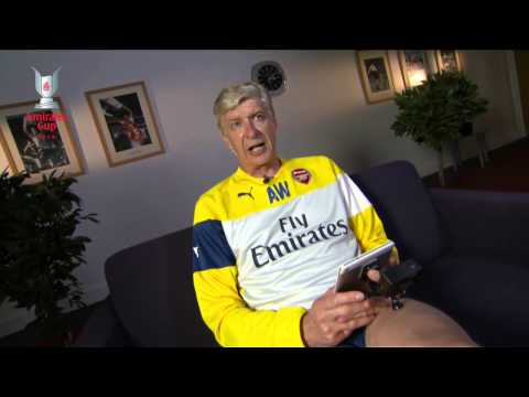 Live Twitter Q&A with Arsene Wenger | Arsenal | Emirates