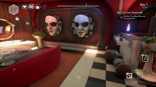 We Happy Few - Act ll Sally: Stop & Tend To Gwen (Mother Meter Sequence) Travel Back To Lab (2018)