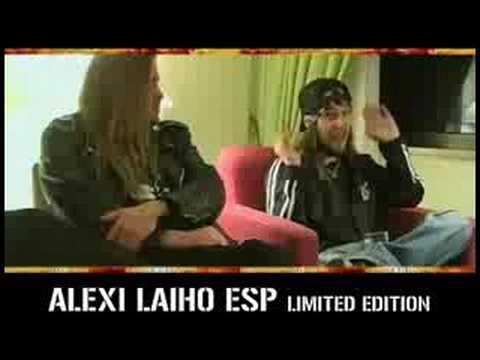 ESP interview - Alexi, Roope, Henkka