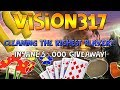 Vision317 [Custom] RSPS: CLEANING THE RICHEST PLAYER IN GAME?! (HUGE $5,000 GIVEAWAY!!)
