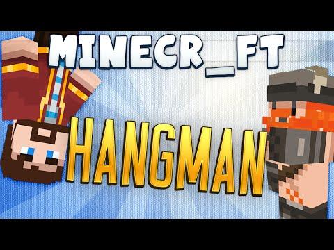 Minecraft Mini-Games - Hangman - Brain Pain