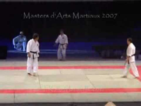 Kenyu Chinen - Kobudo and Shorin Ryu Image 1