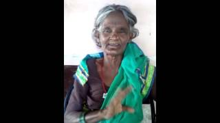 Old women sings pussy cat pussy cat(:-)):-)))
