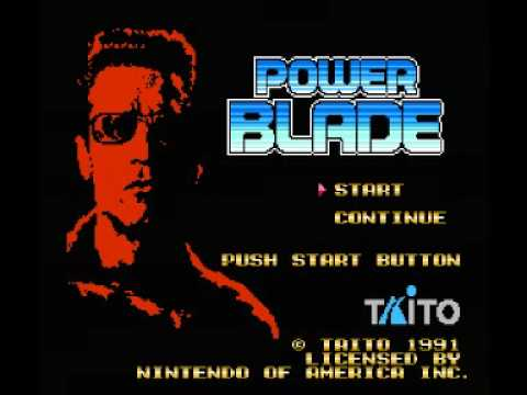 Power Blade (NES) Music - Sector 2