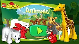LEGO DUPLO  Animals : App for Kids