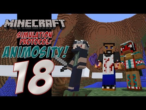 Minecraft Animosity - EP18 - Nice Way Slowpoke