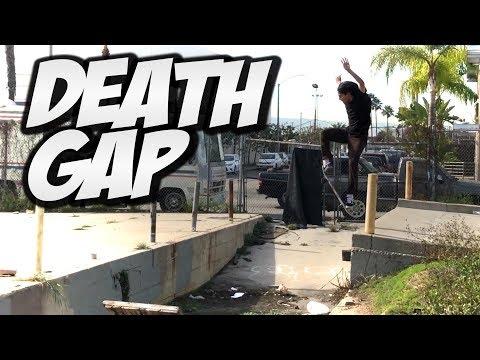 HERN SKATES THE DEATH GAP & MUCH MORE !!! - NKA VIDS -