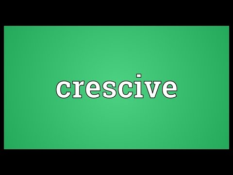 Header of crescive