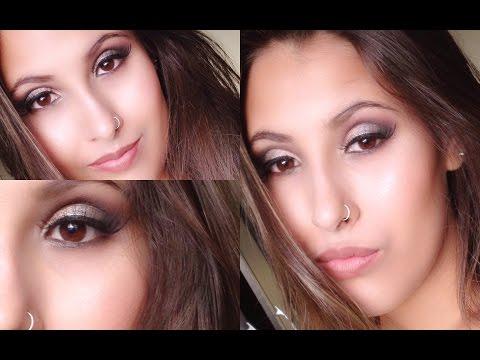 Tutorial | Maquiagem fácil para noite