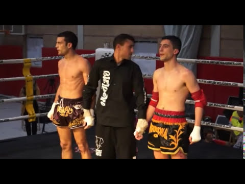 COMBATE PROFESIONAL MUAY THAI - CPTV EXTREME FIGHTING - Prog 101