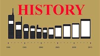 История мобильных телефонов / смартфонов в России