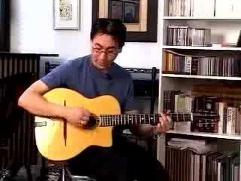 Gypsy Jazz Manouche Lesson 1