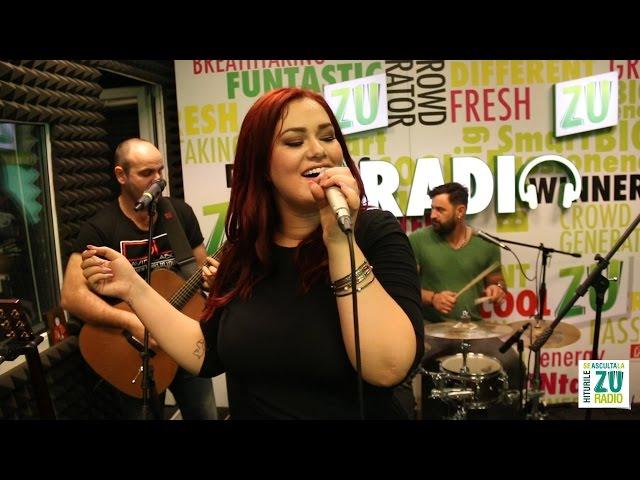 Feli & The TM Groove - Hotstepper / Marioara de la Gorj (Live la Radio ZU)