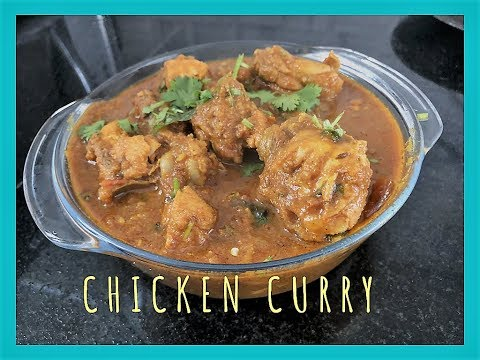 Chicken Curry Recipe | Chicken Curry for beginners | Indian NRI channel