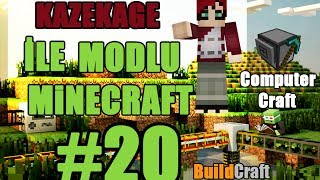 Minecraft: Modlu Survival - Bölüm 20 - Minefactory Reloaded (Sugar Cane Factory 3 :) )