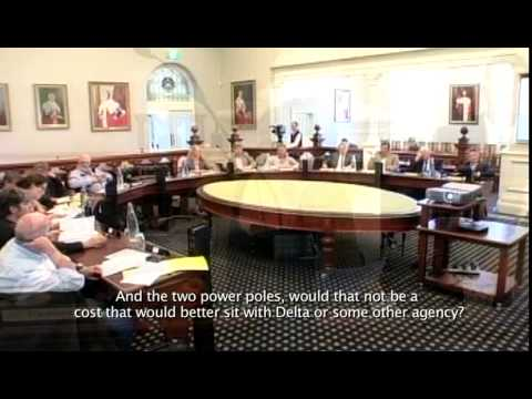 Dunedin City Council - Infrastructure Services Committee - February 10 2015