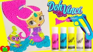 Shimmer and Shine Doh Vinci with Tala