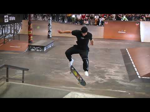 Carlos Ribeiro: Winning Run | 1st Place Tampa Pro 2019 | Independent Trucks