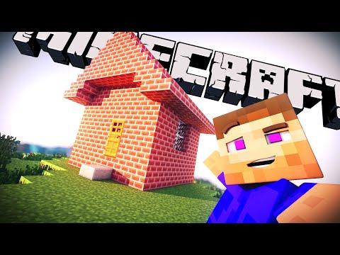 КАК ПОСТРОИТЬ ДОМ В 1 КЛИК?! - Обзор Мода (Minecraft) | ВЛАДУС