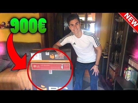 ¡¡ MEGA UNBOXING de 900€ !! GRANDES CAMBIOS en el CANAL [GaryOak COC]