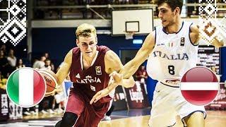 Италия до 18 : Латвия до 18
