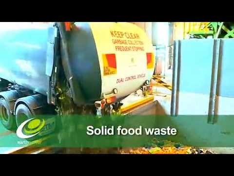 Earthpower - Australia's First Food Waste to Energy Plant