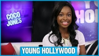 Coco Jones Shows Us How to Holla at the DJ!