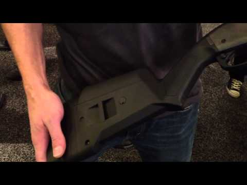 SHOT Show 2012 - Magpul Remington 870 Shotgun Accessories