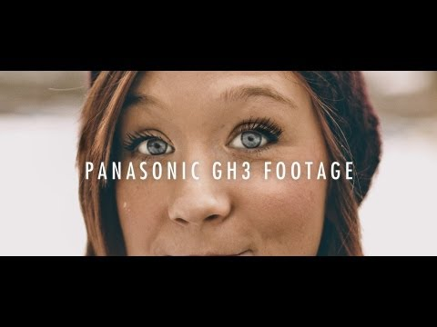 Panasonic GH3 Footage 60FPS - Samyang 35mm
