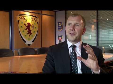 Stewart Regan believes in Hampden Euro 2020 bid