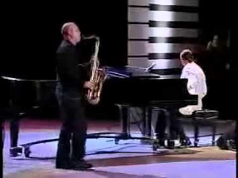 Raul Di Blasio and Richard Clayderman play Bebu Silvetti's