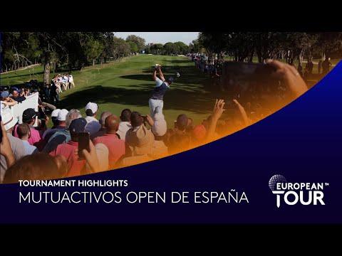 Extended Tournament Highlights | Mutuactivos Open de España