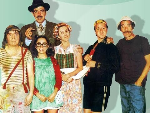 PASSINHO DO ROMANO TURMA DO CHAVES ! ORIGINAL .