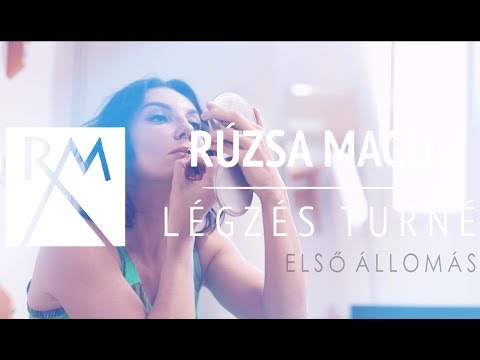 Rúzsa Magdolna - Légzés Turné (Live)