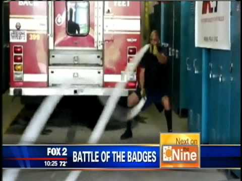 Fox 2 Battle Of The Badges intro