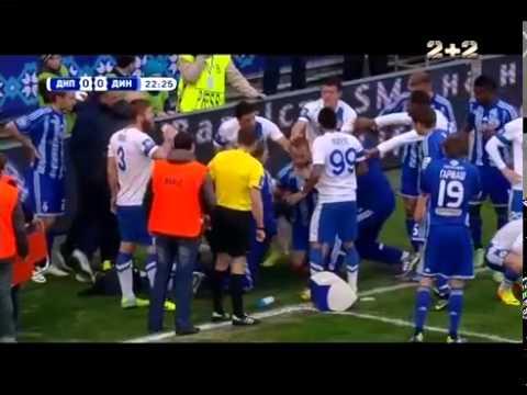 Как футболист спас жизнь Олегу Гусеву во время матча