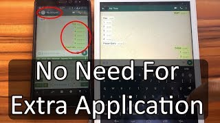How to Hide WhatsApp Online Status & Blue Tick - No extra application needed
