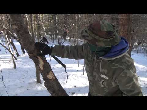 United Cutlery M48 Tomahawk - Test