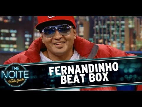 The Noite 17/04/2014 - Fernandinho Beat Box (íntegra do programa)