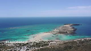 Beautiful places of west Crete 2019 4k