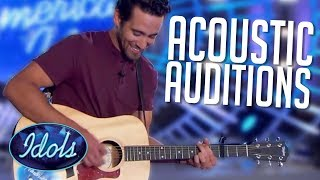 Download Lagu AMAZING ACOUSTIC Auditions on American Idol 2018! | Idols Global Gratis STAFABAND