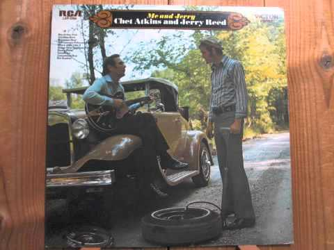 Jerry Reed - Stump Water