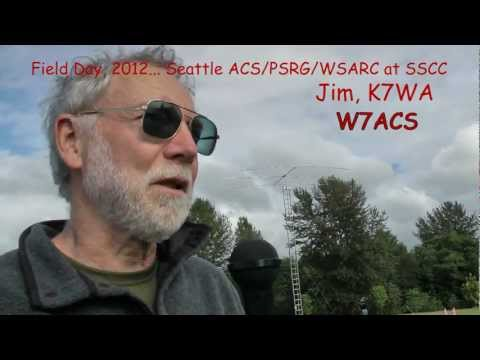 FD 2012 J Hadlock K7WA interview HD