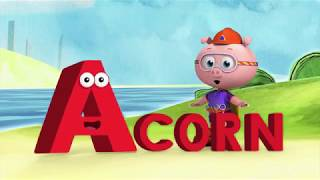 Super Why 306 | The Alphabet's Sad Day | Cartoons for Kids | Funny Cartoon For Children