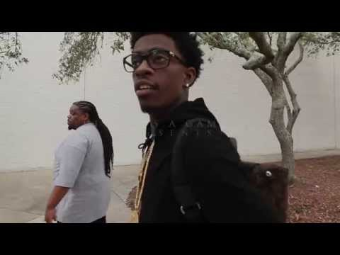 Rich Homie Quan Shopping In Jacksonville Mall video