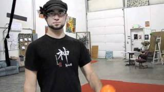 Contact Juggling Lesson: Hand Flips