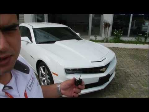 GM Chevrolet Camaro SS V8 6.2l 406CV 12/12 veculo InacreditvelFull HD