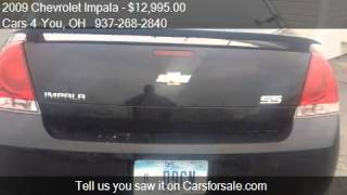 2009 Chevrolet Impala SS 4dr Sedan for sale in Dayton, OH 45