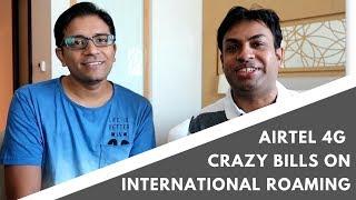 Transparency in Airtel 4G International Roaming Packs Needed